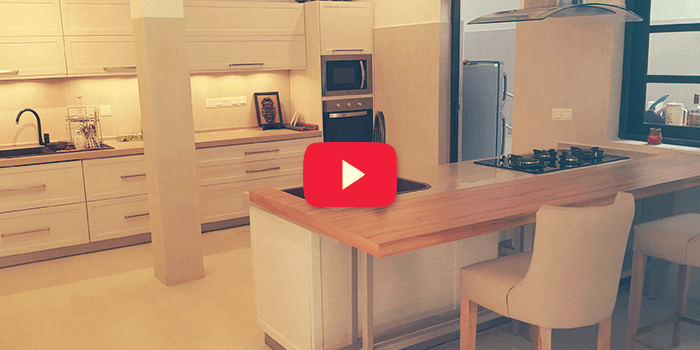 Check Out Our Kitchen Transformation Video And See How You Can Transform  Yours. Kitchen Designers