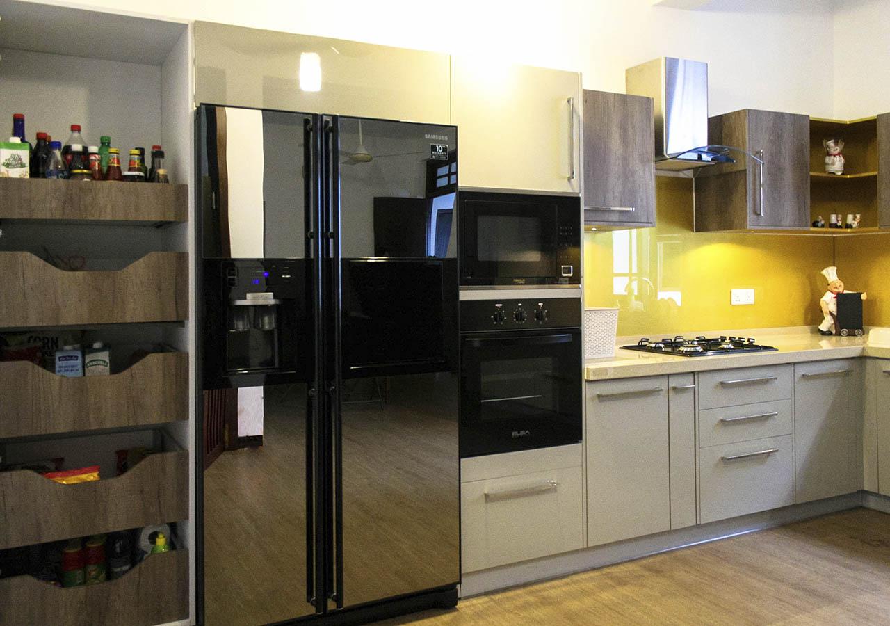 cofee wood pantry 9
