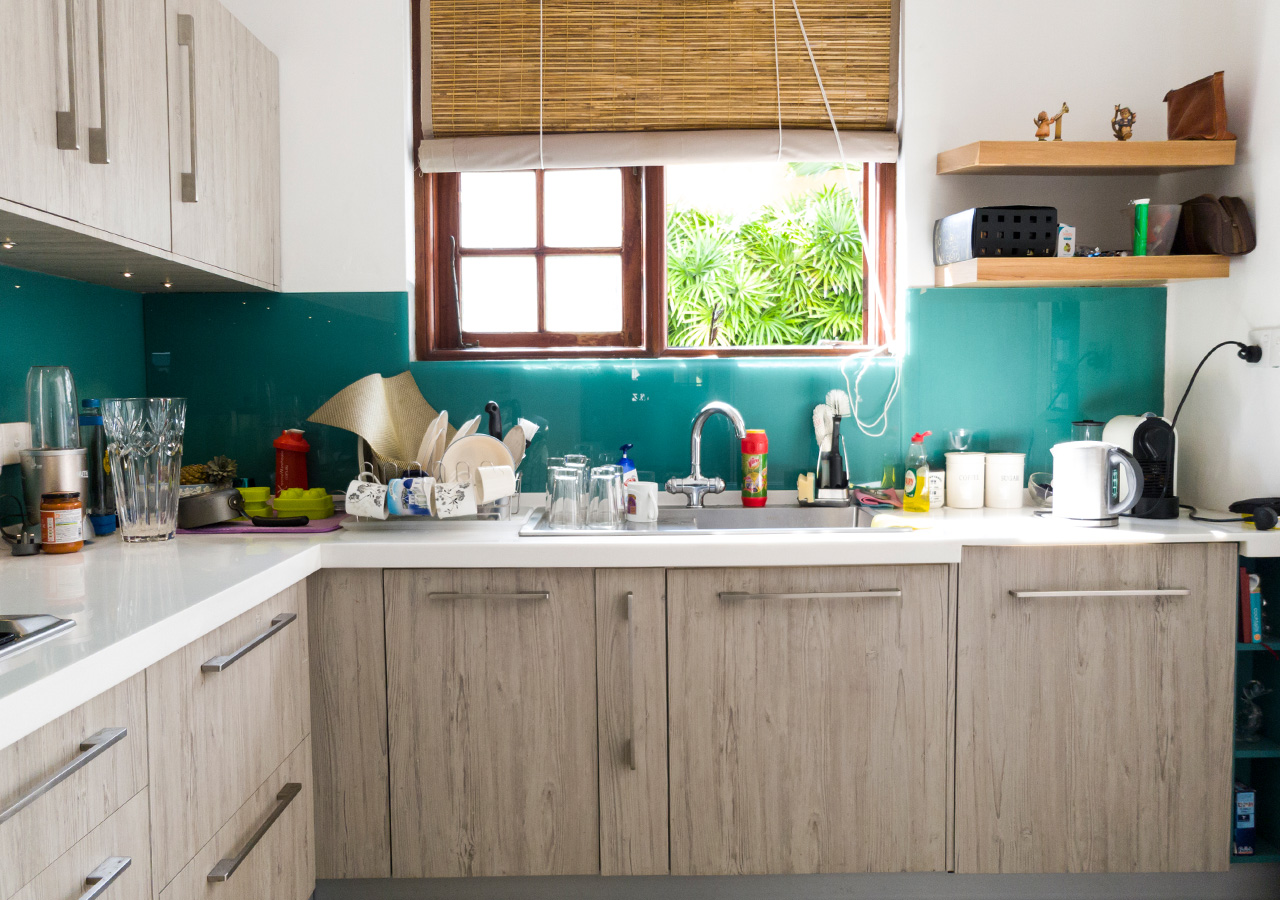 Pantry Cupboards Sri Lanka - Hybrid Kitchen Portfolio